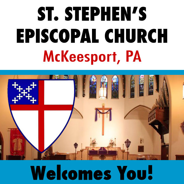 St. Stephen's Episcopal Church, McKeesport, PA