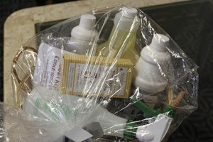 Raffle Basket: Cleaning Products